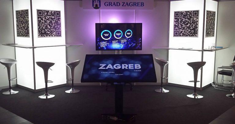 GRAD ZAGREB NA REXPO 2014 DSP STUDIO